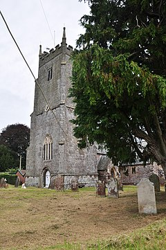 Brampford Speke - The Parish Church of St Peter (geograph 3148308).jpg