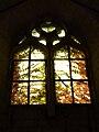 Brantôme ancienne église vitrail (1).JPG