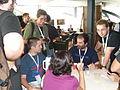 Breaks - Wikimania 2011 P1040193.JPG