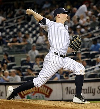 Brendan Ryan (baseball) - Ryan's pitching debut