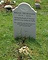 Brian Trubshaw's grave, Cherington - geograph.org.uk - 1631562.jpg