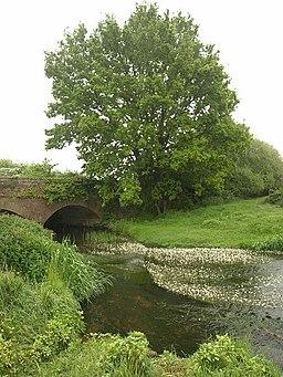 Bridge across River Isle - geograph.org.uk - 1308419