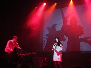 Broadcast (band) British electronic music group