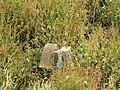 Broken gravestone - geograph.org.uk - 1411400.jpg