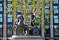 Bronze statue of Queen Boudica, Westminster Pier, London - geograph.org.uk - 1601333.jpg