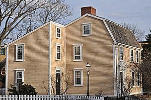 Edward Devotion House - Image: Brookline MA Edward Devotion House