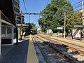Brookline Village station, July 2018.jpg