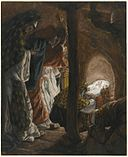 Brooklyn Museum - The Adoration of the Magi (L'adoration des mages) - James Tissot - overall.jpg