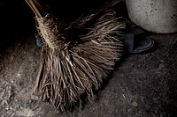 Broom from a home in Haiti.jpg