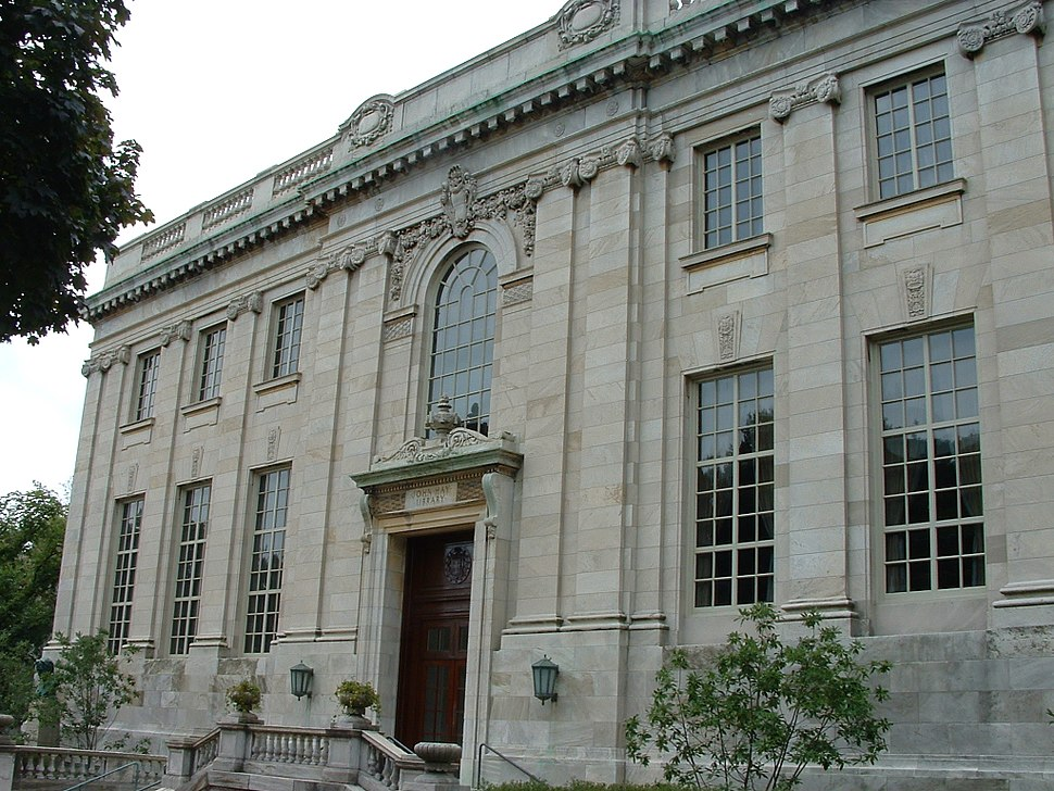 BrownUniversity-JohnHayLibrary