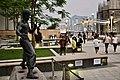 Bruce Lee Statue at Avenue of Stars, HongKong (Ank Kumar) 01.jpg