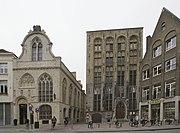 House Ter Beurze in Bruges