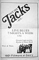 Bucket of Blues Band Poster - Jack's in San Francisco - 1980's.jpg