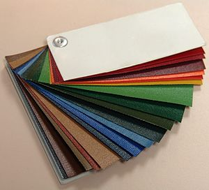 Buckram - Buckram is available in many colors.