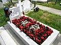 Bucuresti, Romania. Cimitirul Bellu Catolic. Mormantul Compozitorului Dan Iagnov. Mai 2018. (3).jpg