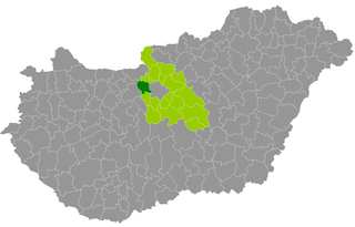 Budakeszi District Districts of Hungary in Pest