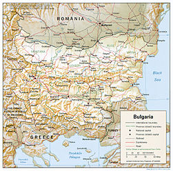 Bulgaria 1994 CIA map.jpg