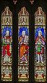 Burgh on Bain, St Helens church, Stained glass window (21881586335).jpg