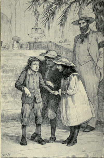 Burnett - Two Little Pilgrims' Progress A Story of the City Beautiful.djvu image page .156.png
