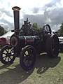 Burrell traction engine 'Stanley Monarch' (15287409920).jpg