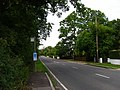 Bus Stops, Shermanbury - geograph.org.uk - 226427.jpg