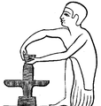 C+B-Pottery-Fig7-EgyptianHandTurnedPottersWheel.PNG