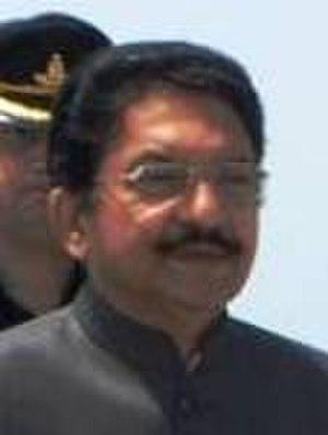 C. Vidyasagar Rao - Rao in May 2015