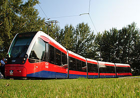 Image illustrative de l'article Tramway de Belgrade