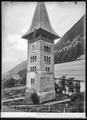 CH-NB - Meiringen, Kirche, vue partielle extérieure - Collection Max van Berchem - EAD-6691.tif