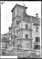CH-NB - Solothurn, Rathaus, vue partielle - Collection Max van Berchem - EAD-6928.tif