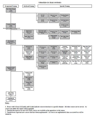 Detailed Flow Chart: CIC Course Flowchart.JPG - Wikimedia Commons,Chart
