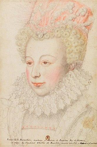 Henry I, Duke of Guise - Margaret of Valois