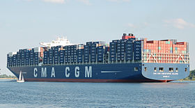 Image illustrative de l'article CMA CGM Christophe Colomb