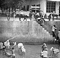 COLLECTIE TROPENMUSEUM Wasserij in de Tji Liwoeng Weltevreden TMnr 10013721.jpg