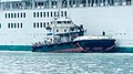 CPC No.10 Refueling to Sapphire Princess in Keelung Harbor 20140518b.jpg