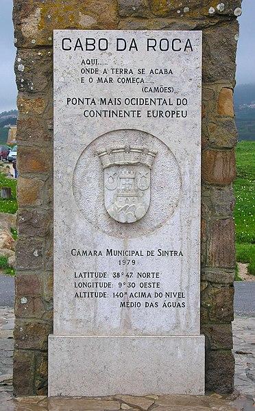 Ficheiro:Cabo da Roca - Guincho - Sintra - 060415 00.jpg