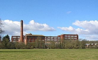 Cadbury - Cadbury's Somerdale Factory located in Keynsham near Bristol, south west England (1921–2010)