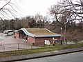 Café at Little Roodee car park, Chester - geograph.org.uk - 1128792.jpg