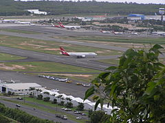 Cairns International Airport port lotniczy Cairns