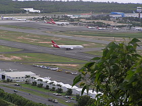 Image illustrative de l'article Aéroport international de Cairns