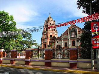 Calasiao - St. Peter and Paul Church (Poblacion)