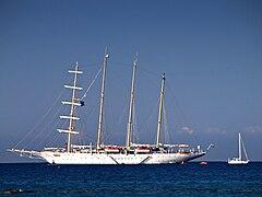 bateau 4 mats