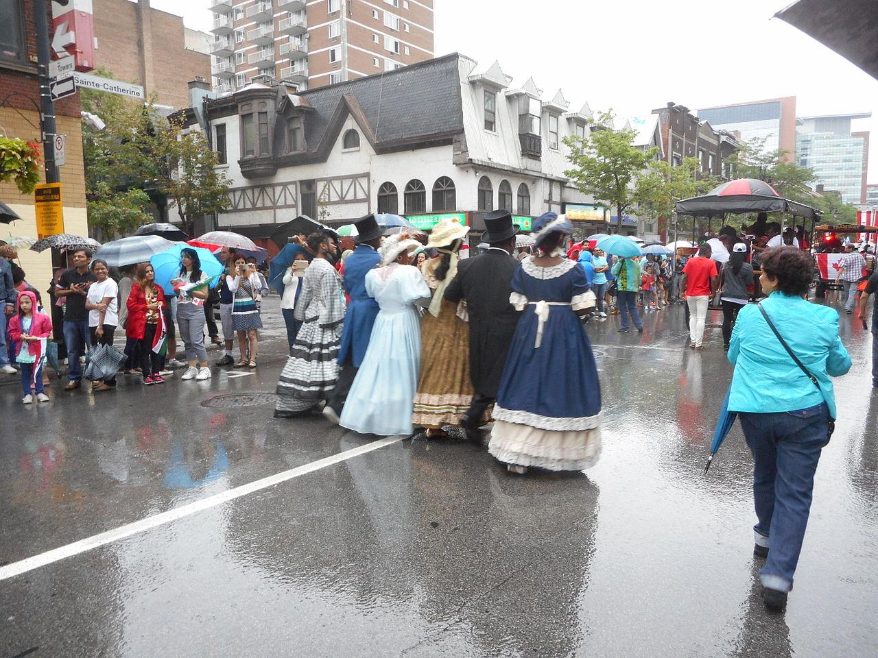 File:Canada Day 2015 on Saint Catherine Street - 202.jpg - Wikimedia