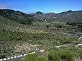 Canaries Tenerife Vers Santiego Del Teide Vue Pico Teide Parque - panoramio.jpg