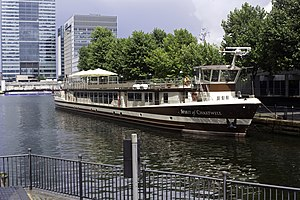 MV Spirit of Chartwell - Image: Canary boat 2