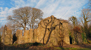 Candleston Castle - Candleston Castle
