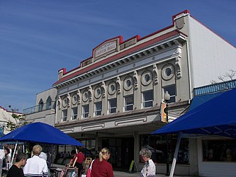 Capitol Mall and theatre in Prince Rupert, British Columbia 2.jpg
