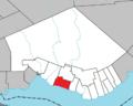 Caplan Quebec location diagram.png
