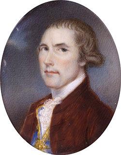 Sir John Macpherson, 1st Baronet British politician