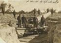 Captured 24 cm artillery